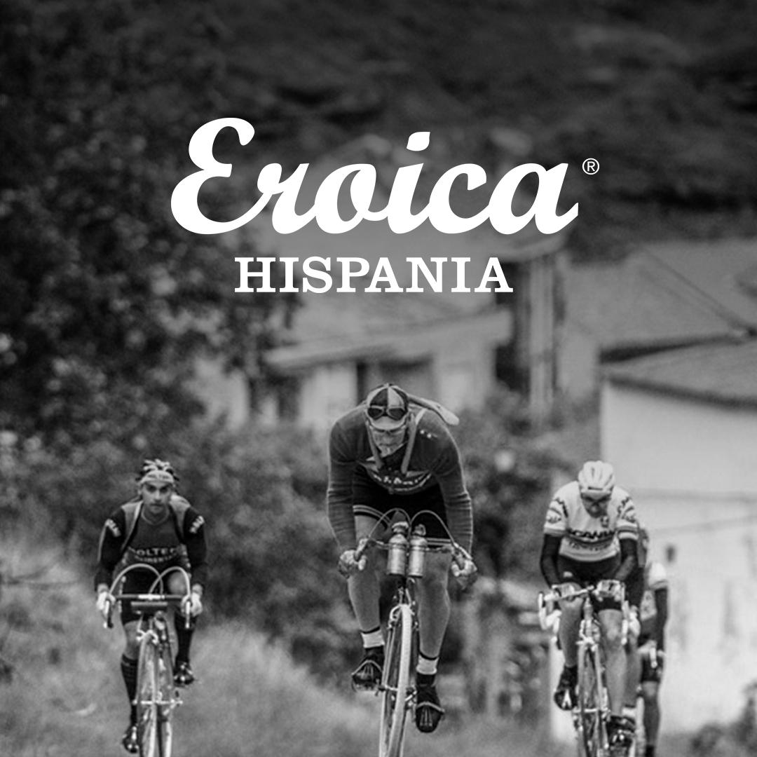Eroica Hispania: el placer de dar pedales