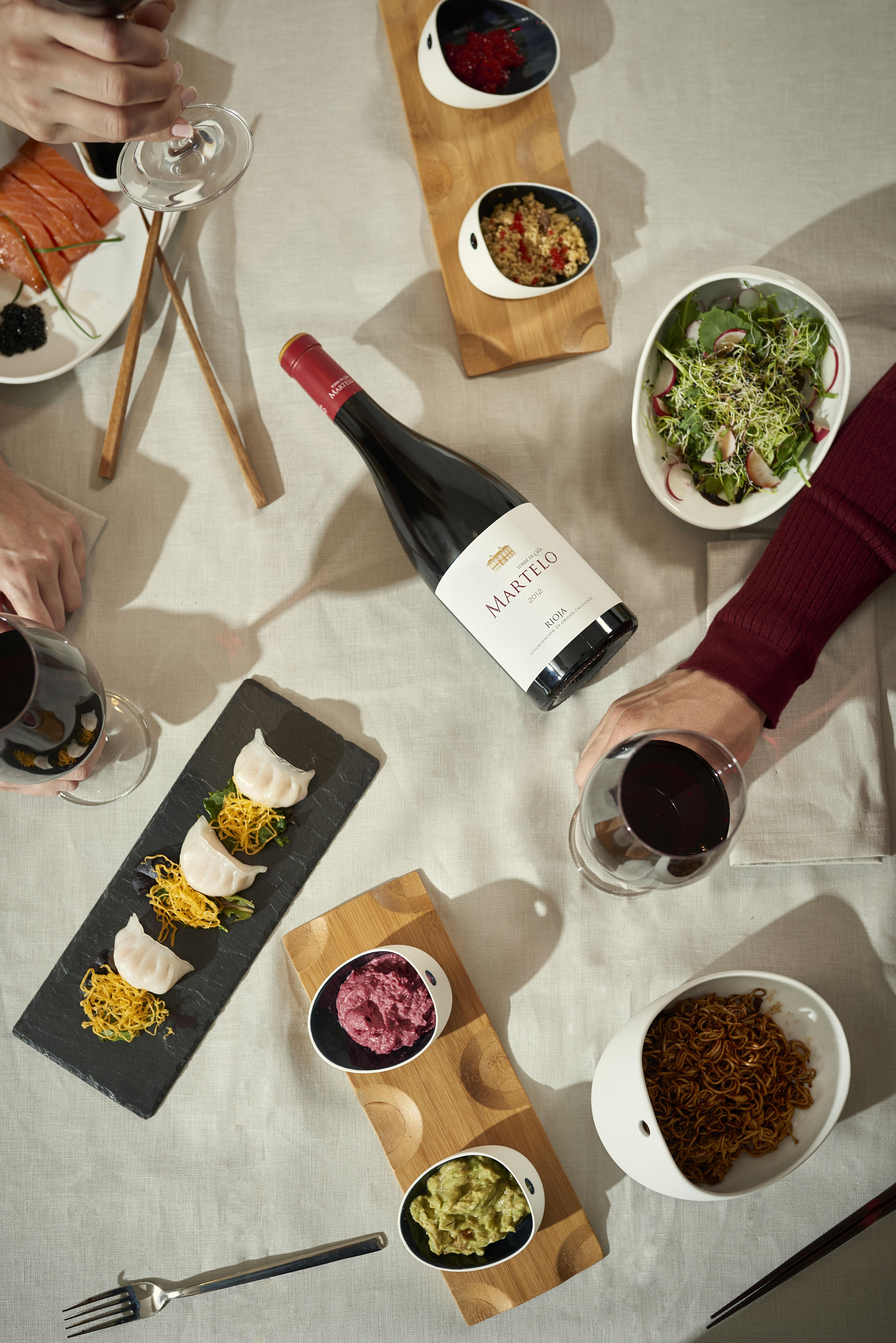 Finca Martelo shows its foodie colours