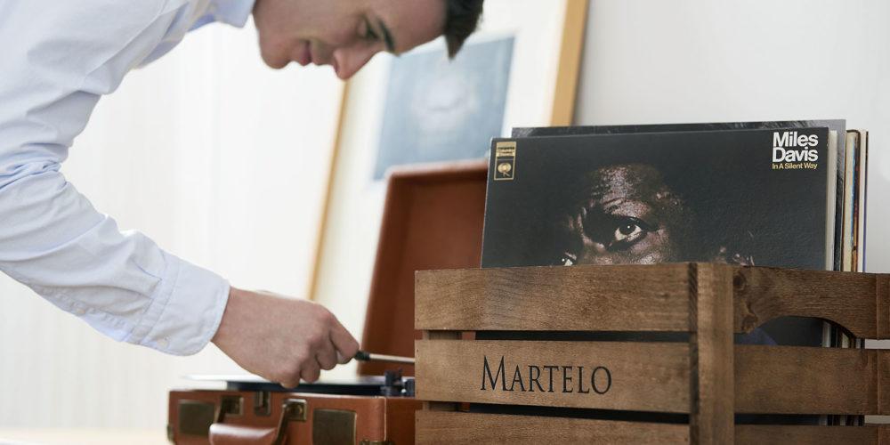 MARTELO CASA packaging