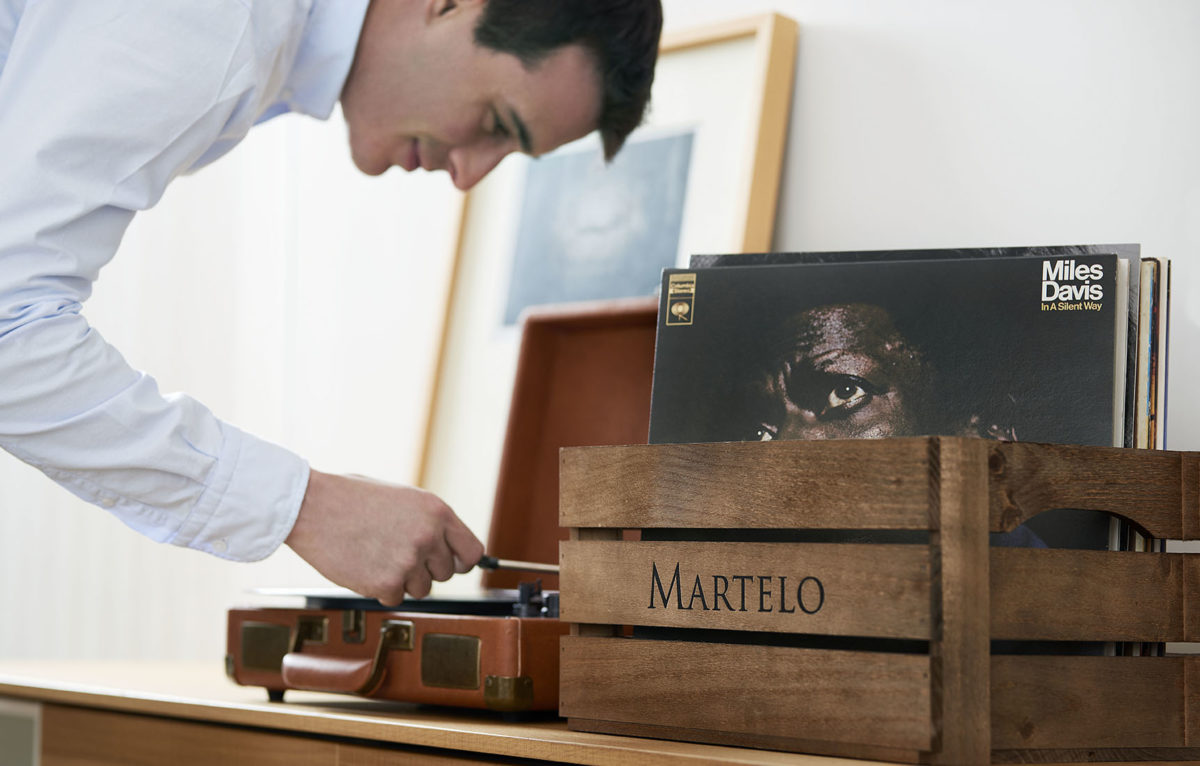 MARTELO HOUSE packaging