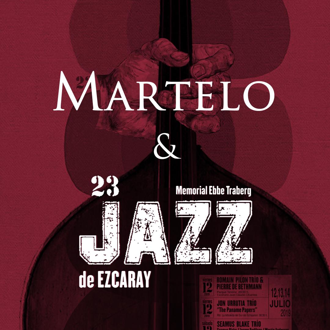 Jazz Ezcaray se llena de #Martelismo