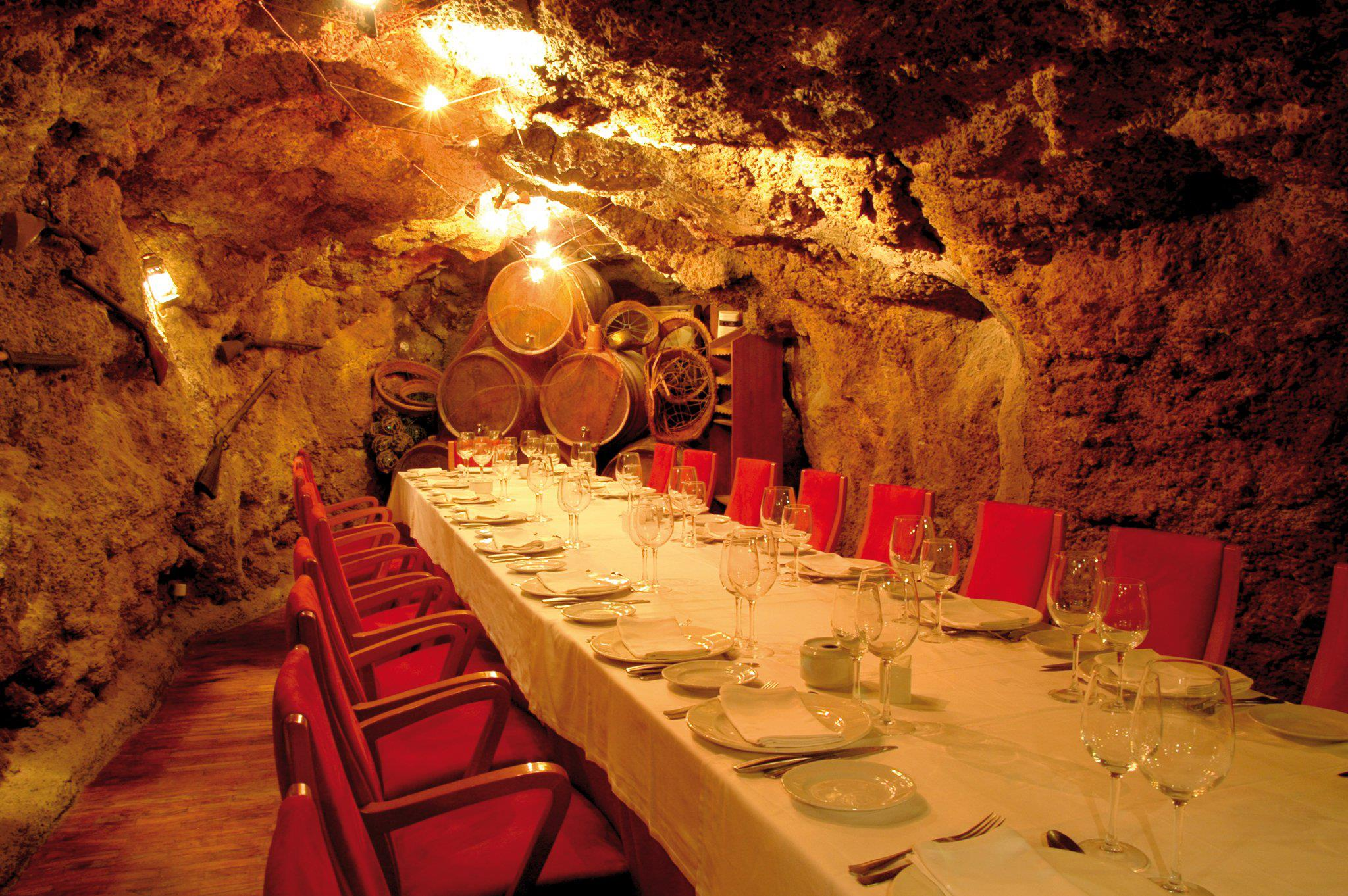 Restaurante La Gruta, adéntrate en la tierra del sabor