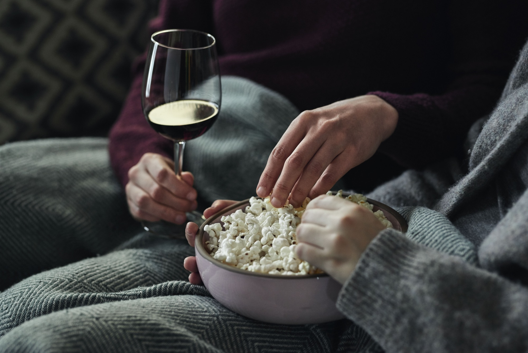 The perfect movie night, with a splash of #Martelism