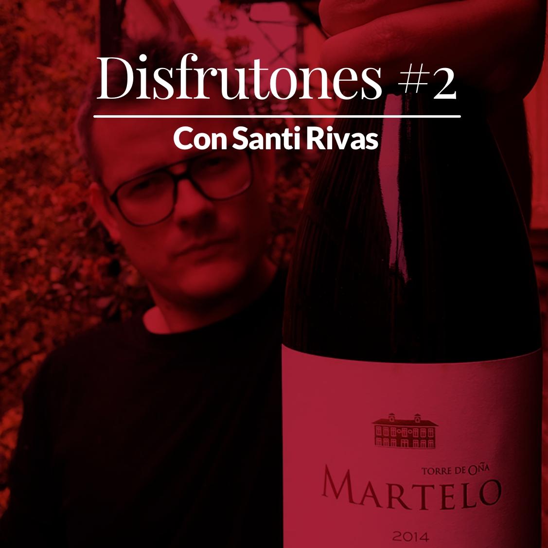 Una copa con Santi Rivas de Colectivo Decantado
