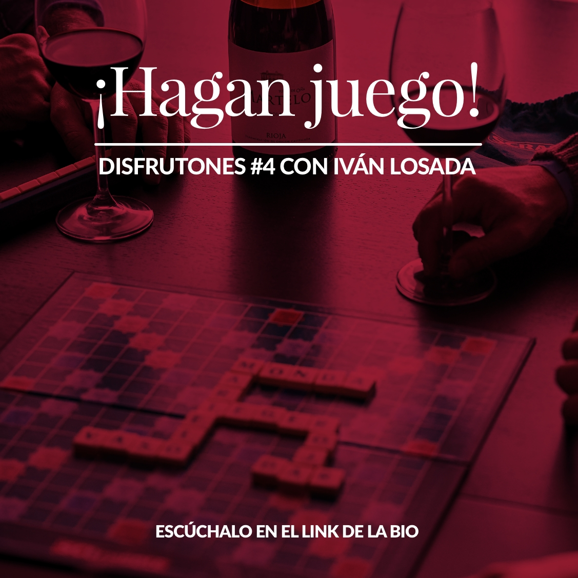 """""""¡Hagan juego!"""" con Ivan Losada"""