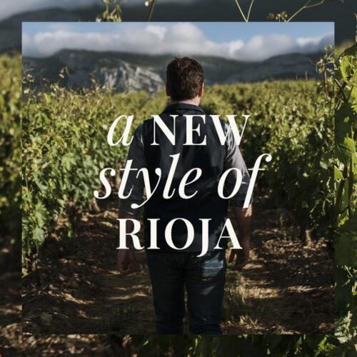 Finca Martelo 2015 a new style of rioja