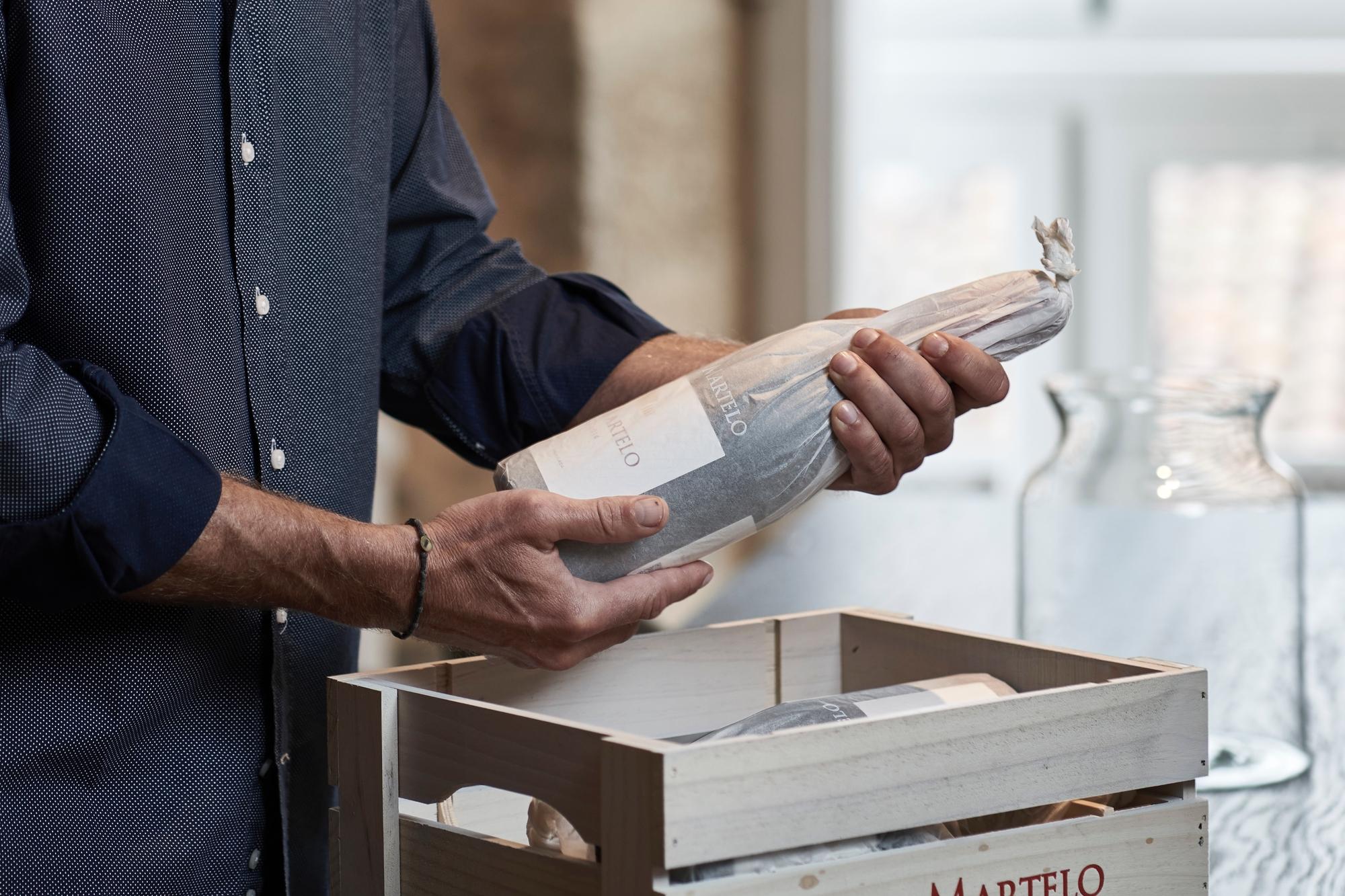 Finca Martelo 2015, a new style of Rioja