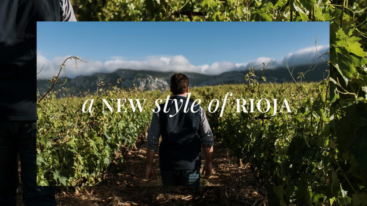 Finca Martelo a new style of rioja
